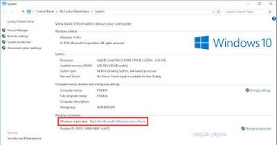 Cara Aktivasi Windows 10 Permanent, KMSAuto Net, cara, aktivasi, windows 10, win 10, activator, windows, permanent, laptop, download, gratis,