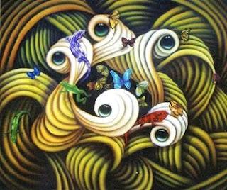 Pengertian, Jenis, Unsur, dan Objek Karya Seni Rupa Dua Dimensi