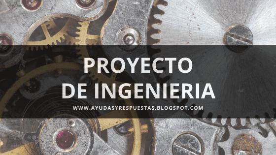 PROYECTO DE INGENIERIA. FASE 2