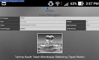 Cek Tagihan PDAM Kab Bandung