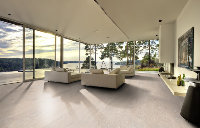 Kährs Parkett Underhåll : Villa ljungberg: att vÄlja golv