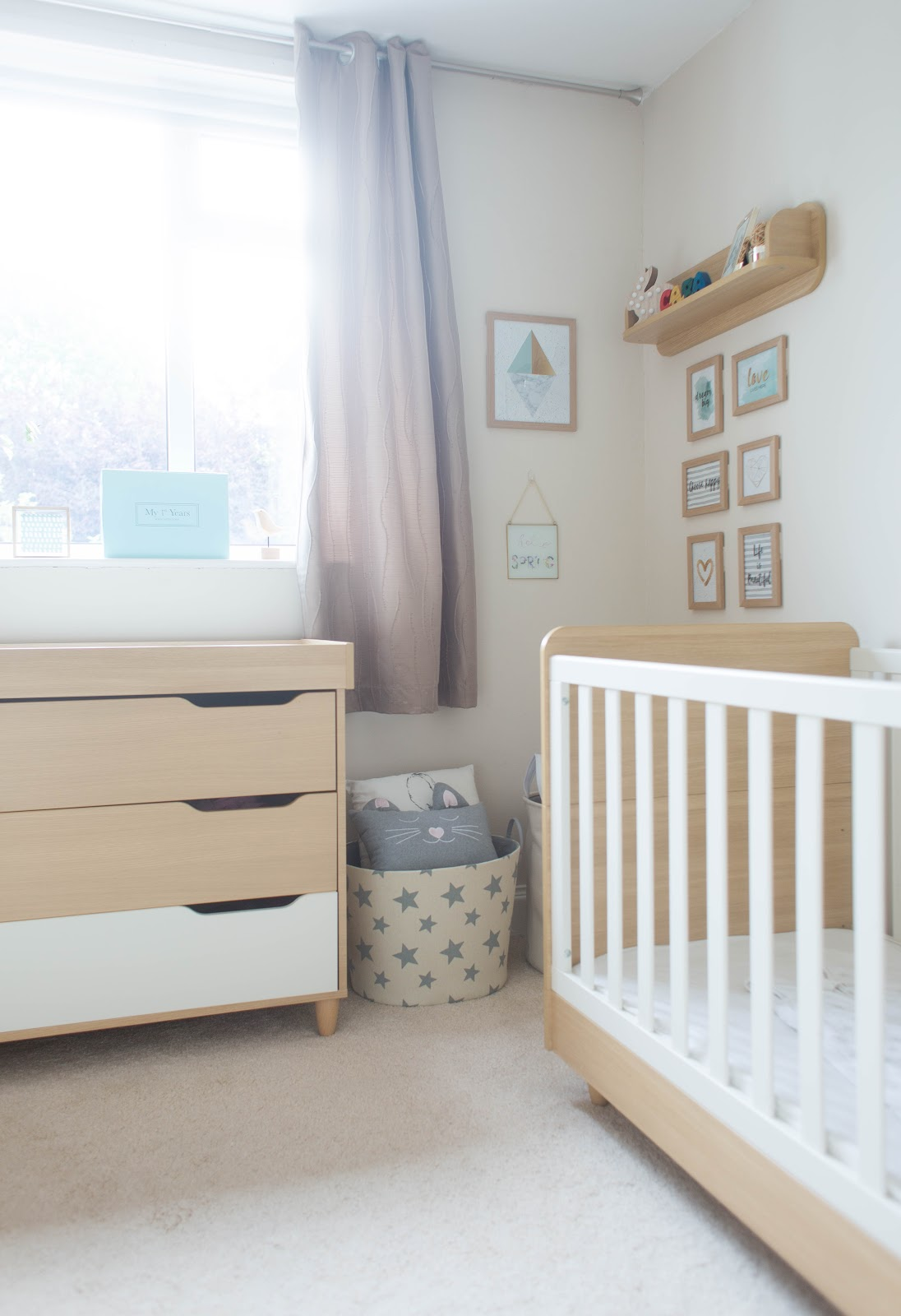 I always think about longevity when buying kids furniture  You don t want  to be buying new furniture every few years and they grow out of them very  quickly. NURSERY MAKE OVER   FINNTERIOR DESIGNER