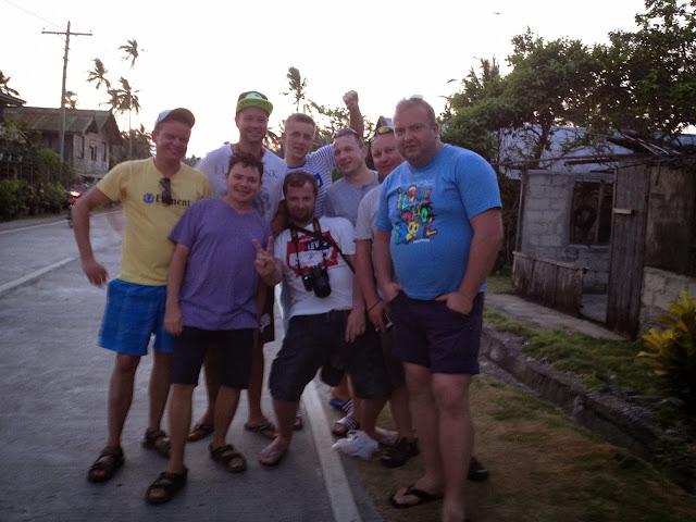 odwiedziła nas grupa turystów z polski