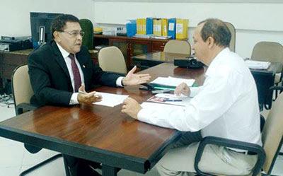 DEPUTADO CHAMON CONSEGUE REGULAÇÃO DO HOSPITAL REGIONAL DE VOLTA PARA MARABÁ