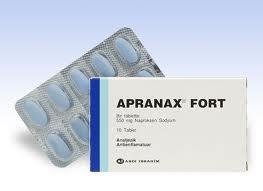 Baş Ağrısı İlacı Apranax