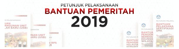 Juklak Bantuan Pemerintah Tahun 2019 untuk SMK