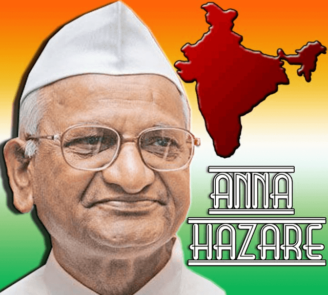 Anna Hazare Social Worker Celebrities HD Wallpapers Images Photos