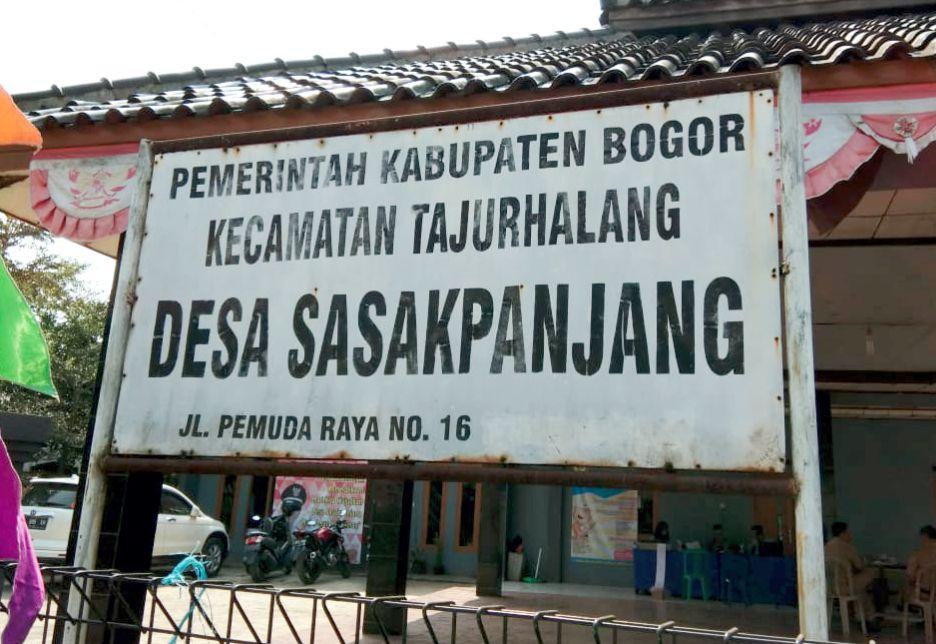 UMKM Mapan berkurban di Sasak Panjang Bogor