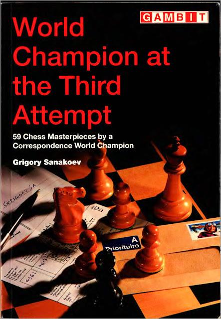 World Champion at the Third Attempt-Grigory Sanakoev(1998)