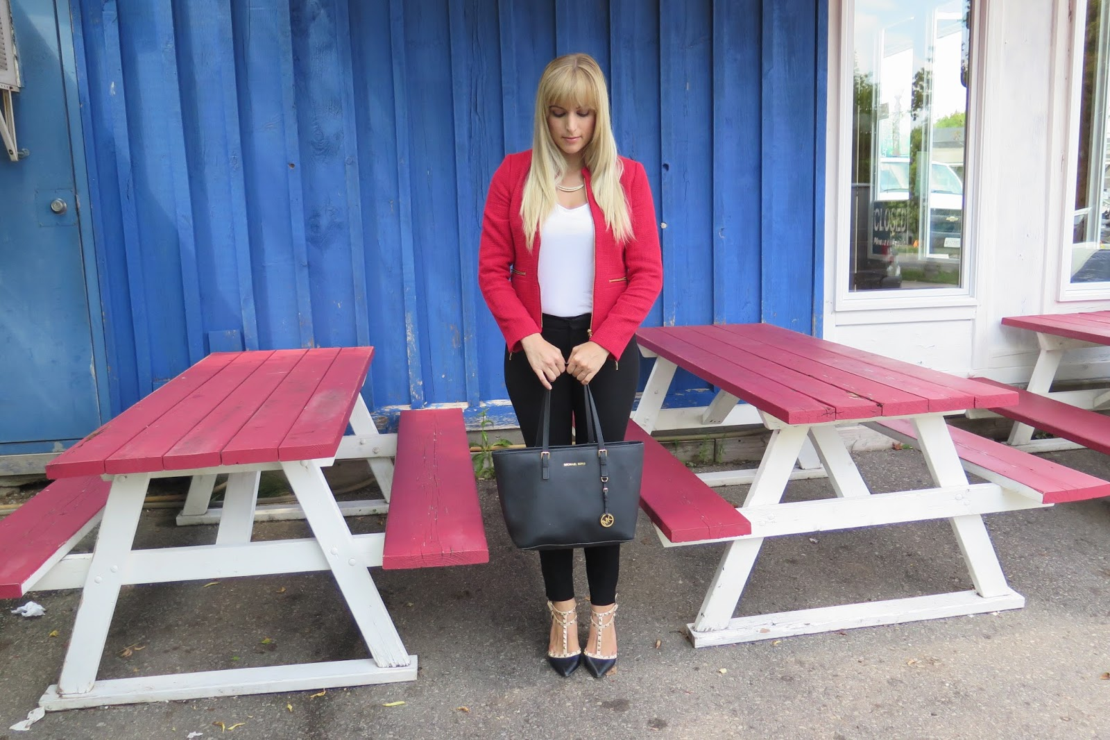 work-outfit-red-blazer
