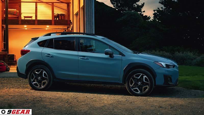 New 2018 Subaru Crosstrek - 2.0-liter 4-cylinder Boxer ...