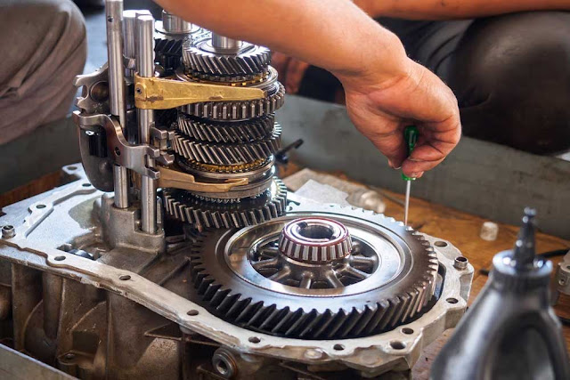 Automatic Transmission Servicing