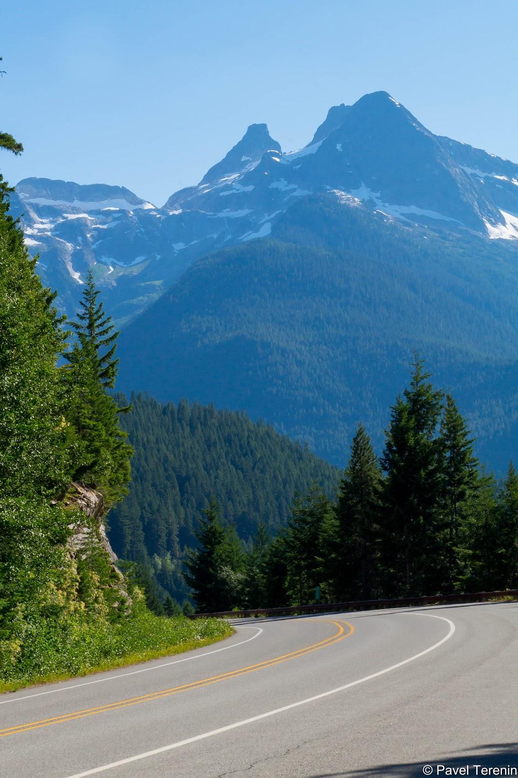 Продолжаем поездку по одному из самых красивых шоссе в мире.