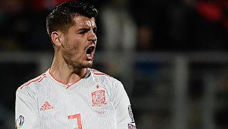 Malta vs Spanyol 0-2 Video Gol Highlights