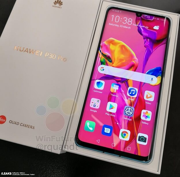 عُلبة هاتف Huawei P30 Pro