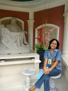 Pilgrimage Tour ke Goa Maria pringsewu Lampung