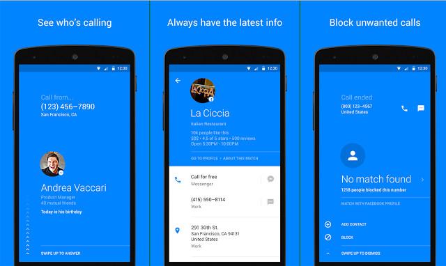 تطبيق Hello لمعرفة رقم الهاتف لأي شخص على الفيسبوك بطرقة سهلة