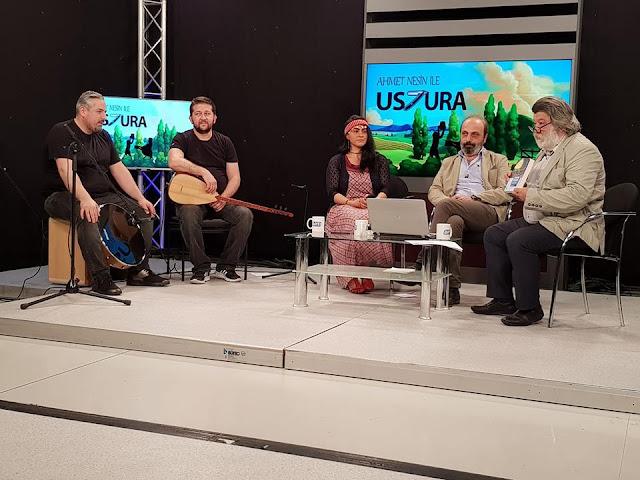 """Μία ιστορικής σημασίας εκπομπή στο Κουρδικό Κανάλι """"Artι TV"""" για τη Γενοκτονία"""
