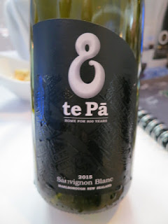 te Pā Sauvignon Blanc 2015 - Marlborough, South Island, New Zealand (89 pts)