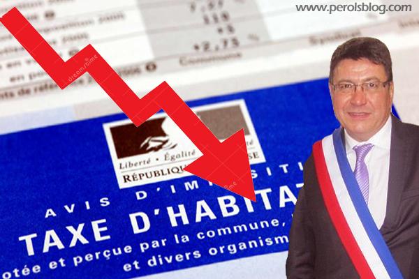 Taxe habitation Pérols