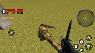First War On Earth FPS Mod