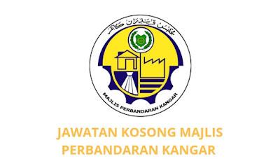 Jawatan Kosong Majlis Perbandaran Kangar 2019