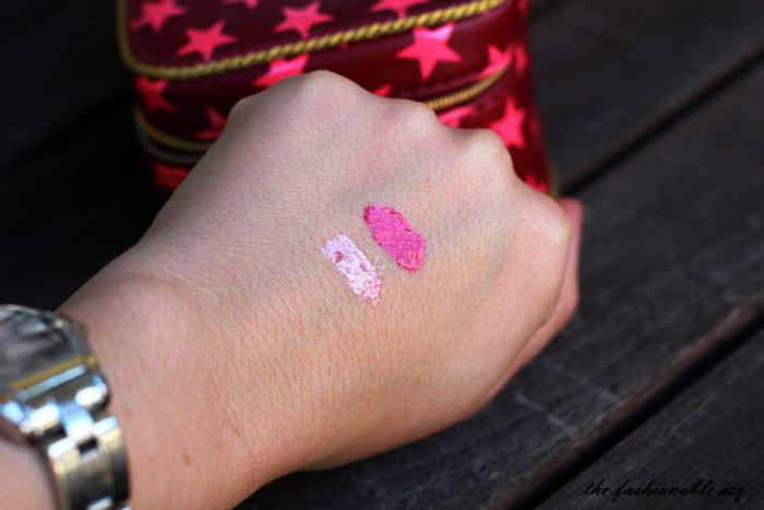 Mac Charm Lip gloss swatch