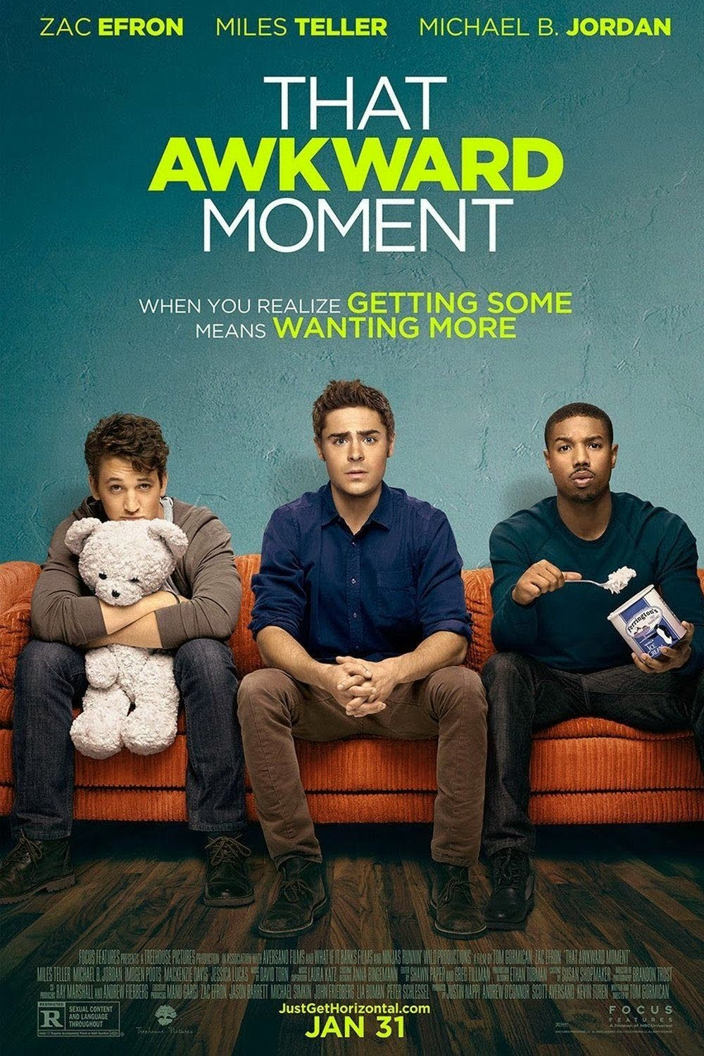 That Moment When Ghetto Redhot Yourspecial Cousin Gets An: Movie In A Nutshell: That Awkward Moment (2014