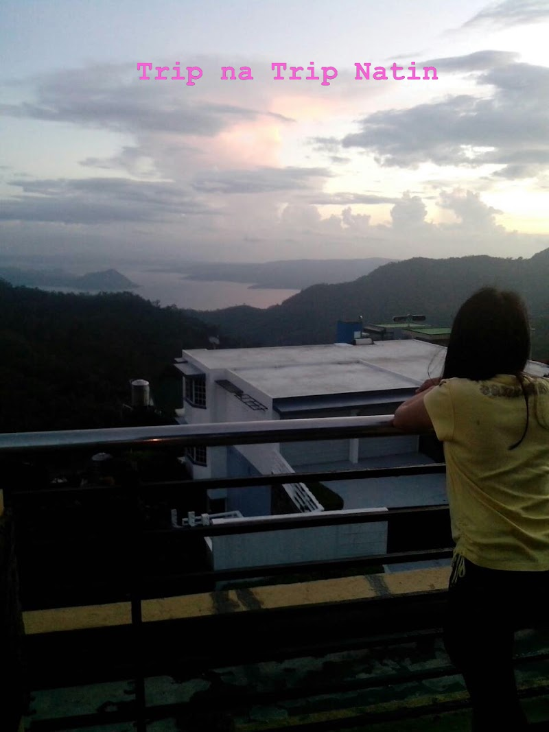 Tagaytay and Taal - A Roar of the Beautiful View of Taal Volcano