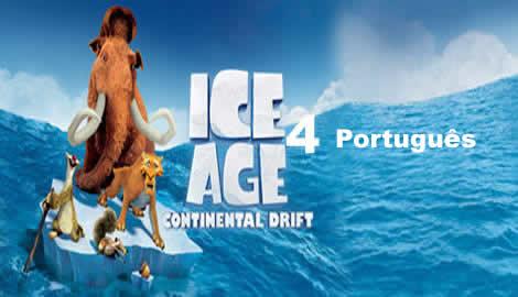 A Era do Gelo 4 PT 2012 Portugues