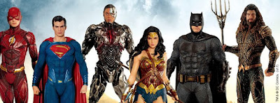Justice League Movie ArtFX+ Statue Collection by Kotobukiya x DC Comics