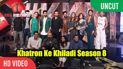 Khatron Ke Khiladi Season 8 22nd July 2017 HDTVRip 480p 250mb