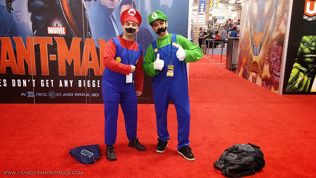 cosplay Mario and Luigi Mario costume