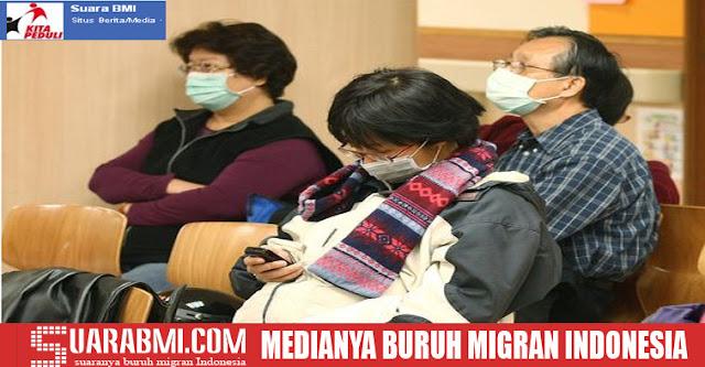 Waspada...! Taiwan Kena Wabah Influenza, 7 Orang Sudah Dilaporkan Meninggal