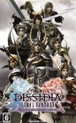Dissidia Final Fantasy - Universal Tuning PSP
