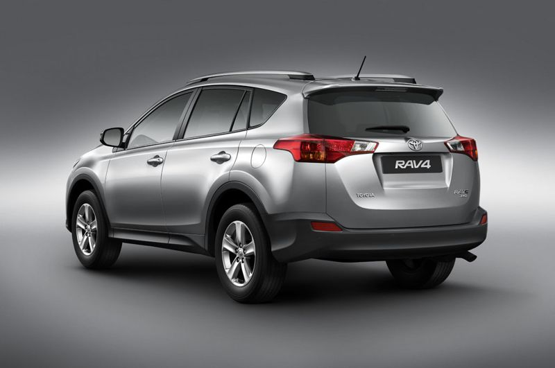 Toyota Motor Philippines Officially Launches All New Rav4