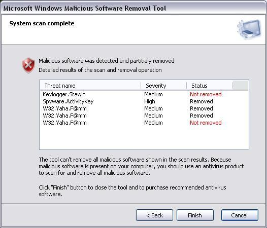 microsoft malicious software removal tool for windows antivirus removal tool, Adwcleaner, superantispyware, roguekiller