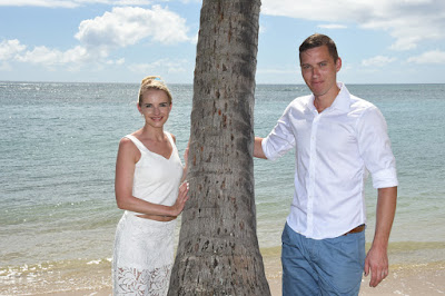 Estonian Couple Visits Hawaii