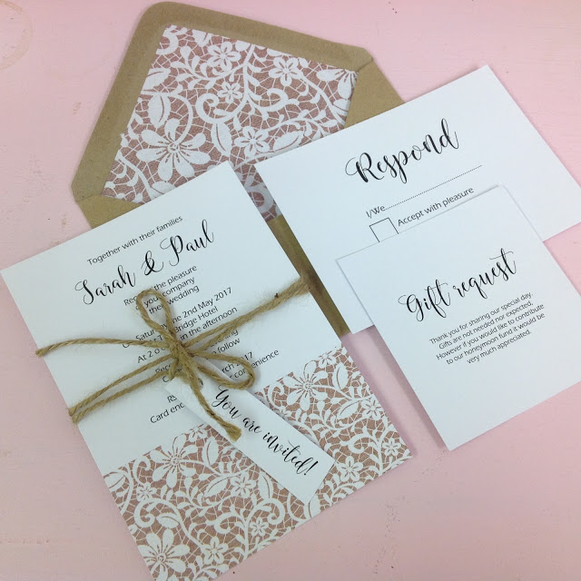 Its Almost Half The Price Of A Pocket Fold Invitation And Looks Just As Good