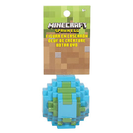 Minecraft Spawn Egg Zombie Mini Figure