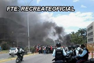 MUD pillada en Cumaná trasladando saqueadores en un camión 1