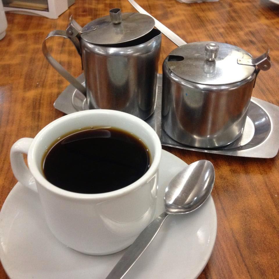 brewed coffee sa lido restaurant binondo manila