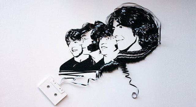 karya-seni-pita-kaset