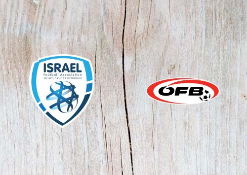 Israel vs Austria - Highlights 24 March 2019