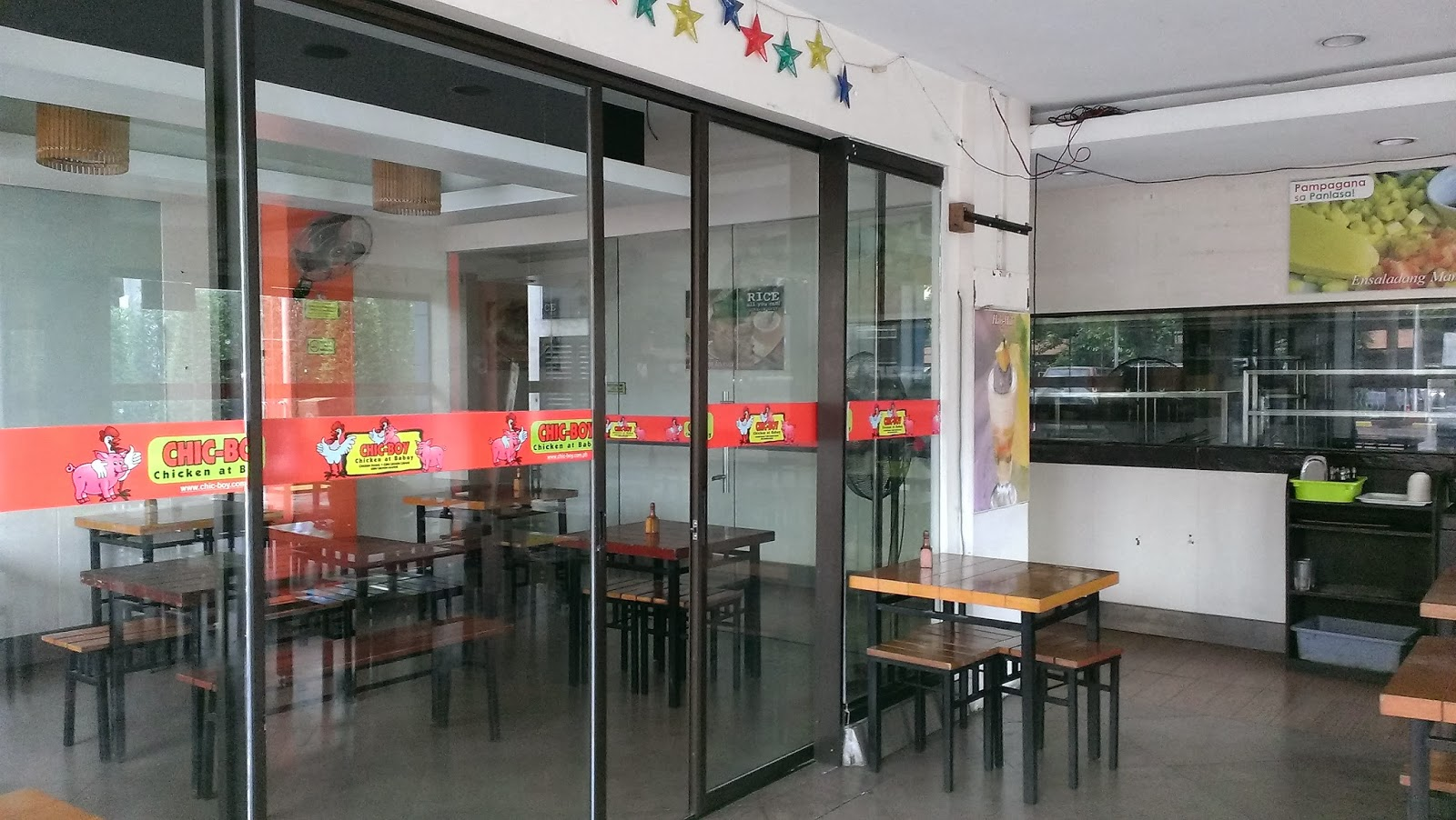 commercial space for rent in quezon city ideal for a restaurant commercial properties for. Black Bedroom Furniture Sets. Home Design Ideas