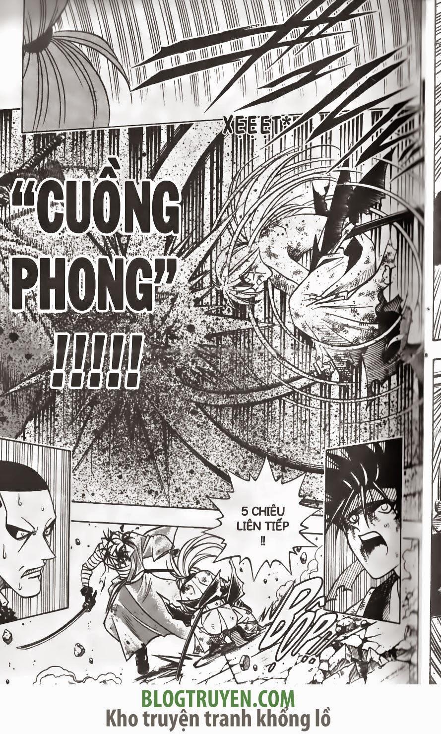 Rurouni Kenshin chap 142 trang 7
