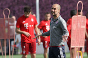 Together Guardiola, City believed Wins Champions League Trophy