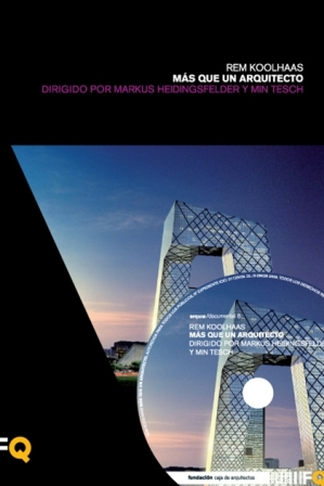 Dvd arquitectura arquia documental 8 rem koolhaas m s que un arquitecto - Consulado holandes barcelona ...