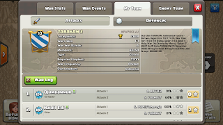 Clan TARAKAN 2 vs SDA Alliance, TARAKAN 2 Win