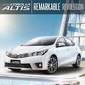 Harga dan Spesifikasi Toyota Corolla Altis di Semarang Pati Kudus Purwodadi Salatiga Kendal Jepara Ungaran